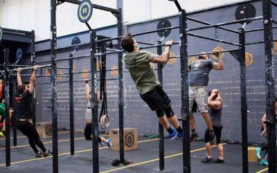 Rendimiento en CrossFit