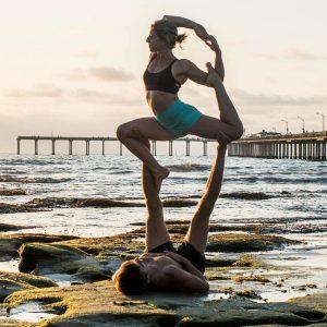 Curso Acro Yoga